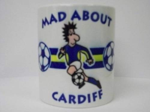 The Fulmcell Factory Cardiff City Football Taza/Taza Sports Memorabilia