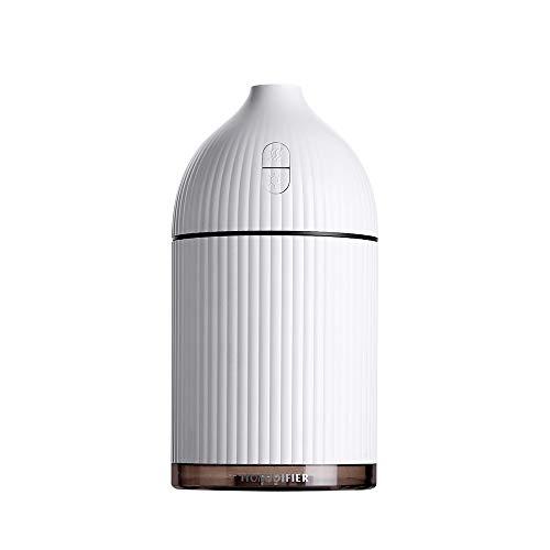 Dingong Humidificateur,Mignon 300ml Portable mini-Home USB humidificateur purificateur atomiseur purificateur d'air diffuseur (Blanc)