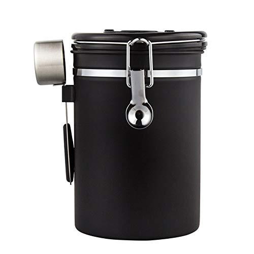 KYC Snack-Teedosen in Lebensmittelqualität, Vakuum-Kaffeebohnen-Aufbewahrungsdosen, Kaffeepulverdosen können auch als Reis- und Ölkannen verwendet Werden