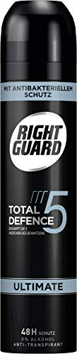 Right Guard Total Defence 5 Ultimate, 6er Pack (6 x 250 ml)