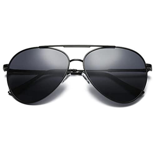 jiaju Gafas de Sol polarizadas Transparentes, Tendencias de Moda polarizadas de Gafas de Sol de Alta Gama, Gafas de Sol de conducción de Pesca, Gafas de conducción.