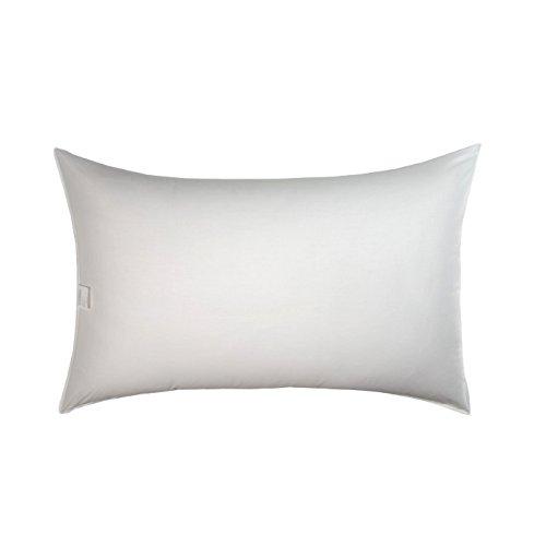 Madura Intérieur fibre coussin FIBRE Blanc 28x47 cm