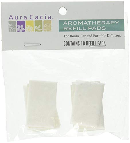 Aura Cacia - Car Diffuser, Replacement Filter 10 Pack