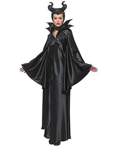 Costume Strega Maleficent Originale Disney Donna - Taglia - M
