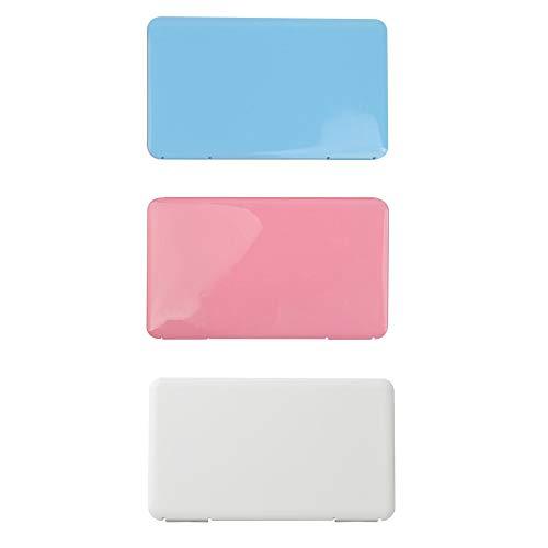 Maskenbox zur Aufbewahrung für Mundschutzmaske | Maske Aufbewahrungsbox Etui Box | staubdicht und hygienische Aufbewahrung | ideale Größe für die Handtasche, Rucksack etc. |