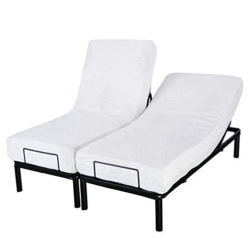 FC-Bed Verstellbare Bettbodenrahmen (Leiter Tilt) 5 Minute Versammlung, Head & Fuß...