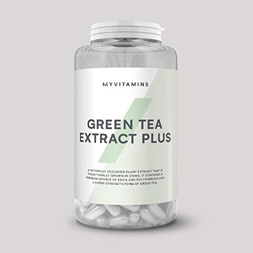 Myprotein Mega Green Tea Extract 450mg- 90 Caps, 1er Pack (1 x 98 g)