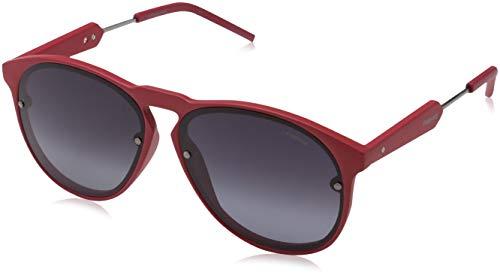 Polaroid PLD 6021/S WJ 4XQ 58 Gafas de sol, Rojo (Red Ruthen/Grey Sf Pz), Unisex Adulto