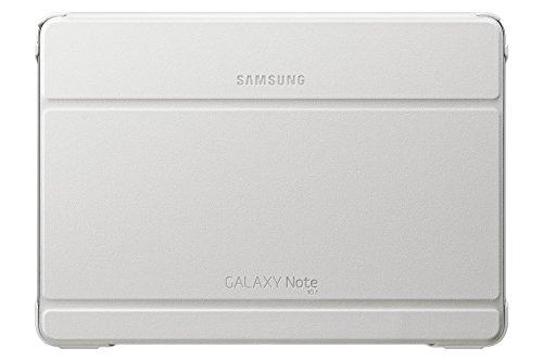 Samsung EF-BP600BWEGWW Book Cover per Galaxy Note 10.1 2014, Bianco