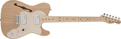 9位:フェンダー(Fender)『Made in Japan Traditional 70s Telecaster Thinline』
