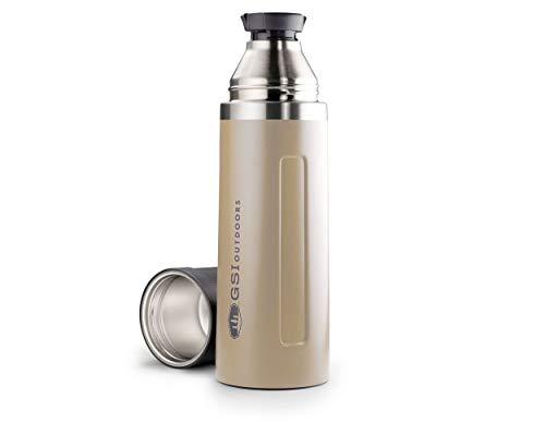 GSI Outdoors Glacier Vacuum Bottle Thermo, Adulti Unisex, Viola (Sand), 1 L