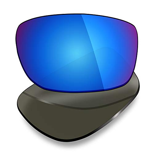 Mryok Lentes de repuesto para Arnette Quick Draw AN4178 - Opciones, Polarizado - Azul Hielo, Talla única