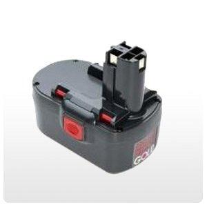 Kwaliteitsaccu - accu voor Bosch accu-boormachine GSR E-2 O-Pack - 2000 mAh - 18 V - NiCd