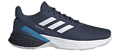 adidas Response SR, Zapatillas de Running Hombre, AZMATR/FTWBLA/Tinley, 44 EU