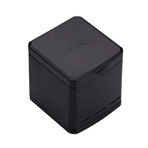 Carregador Triplo Para GoPro Hero 5 6 7 8 Black Telesin Box Design