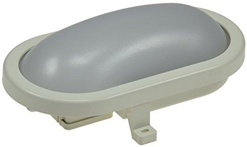 """Preisvergleich Produktbild LED Oval-Armatur""""FRL-O 12"""" IP44 Feuchtraum-Leuchte,  12W,  960lm,  3000K / warmweiß Leuchte für Keller Garage Carport"""