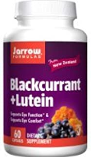 Jarrow Formulas Black Currant and Lutein, 60 VCaps