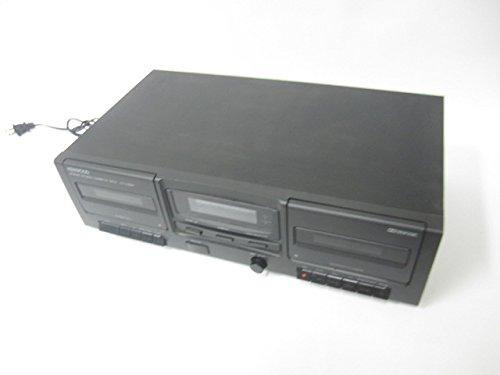 Great Deal! Kenwood KX-W594 Stereo Double Cassette Tape Deck
