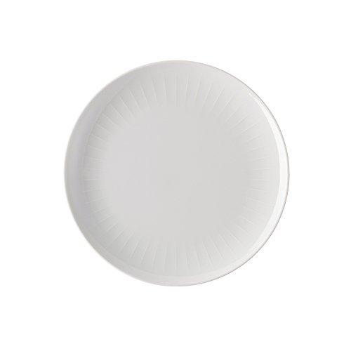 Arzberg Joyn White Assiette plate en porcelaine Blanc 24 cm 25 x 25 x 7 cm