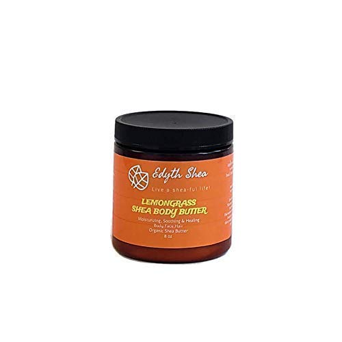 Edyth In a popularity Shea 4oz Butter Lemongrass - Moisturizer Body Outlet ☆ Free Shipping