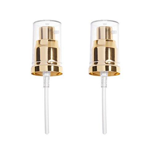 Bluecell 2PCS Replacement Foundation Pump for Estee Lauder Double Wear Foundation