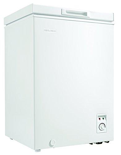 Danby 3.5 Cu. Ft. Chest Freezer - White, 33'H