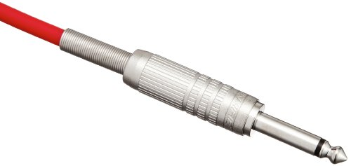 CANARE シールドケーブル PROFESSIONAL CABLE 1m アカ G01