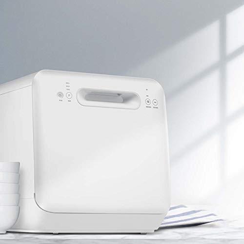 PEIVOR Home Lavavajillas de escritorio automático, esterilización ...