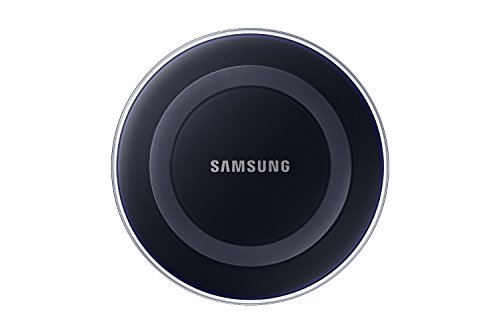 Samsung Qi Certified Wireless Charging Pad with 2A Wall Charger- Supports wireless...