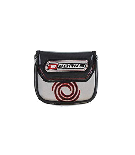 ODYSSEY O-Works Jailbird Mini Putter Headcover W/Magnetic Closure