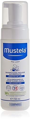 Mustela Shampoo Schiuma Nutriente Per Neonato - 150 ml