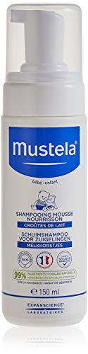 Mustela Bã‰B㉠Foam Shampoo For Newborn Normal Skin 150 Ml 150 ml
