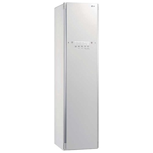 Learn More About LG STYLER CABINET STEAMER WHITE