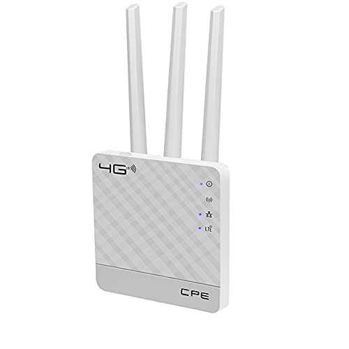TEG | 4G Wifi Router with SIM Card Slot | Support all...