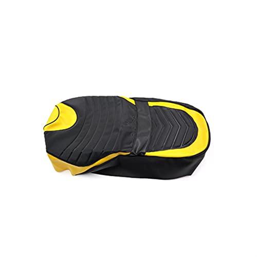 Protector de asiento flexible para motocicleta, Accesorios universales Accesorios para motocicletas cubierta de cojín de asiento protector solar y protector impermeable Aislamiento de aislamiento