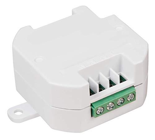MC POWER - Funk-Empfänger für Schalterdosen | KINETIC | 433,92 MHz, max. 2.300W, max. 200m