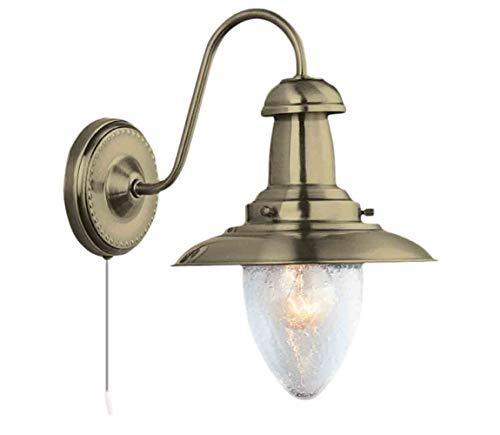FISHERMAN A AB - Lámpara de pared (E27, 60 W)