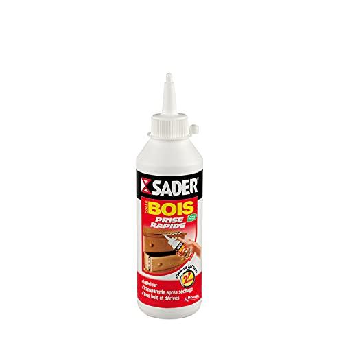 Bostik SA AT044363 - Botella rápida 250g 044363 Pegamento para Madera