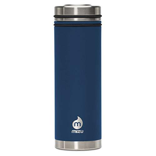 Mizu Unisex V7 geïsoleerde fles, Enduro blauw