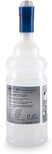 4 x 1,89 Liter (7,56 L) AdBlue® Harnstofflösung in Flaschen mit integriertem Einfüllstutzen - verringert Emissionen von Stickstoffoxiden