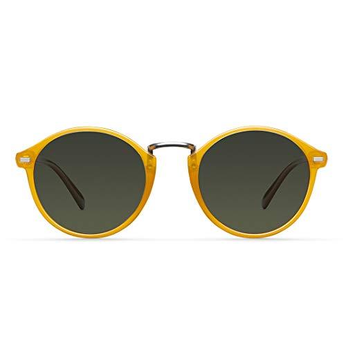 MELLER - Nyasa Amber Olive - Gafas de sol para hombre y mujer