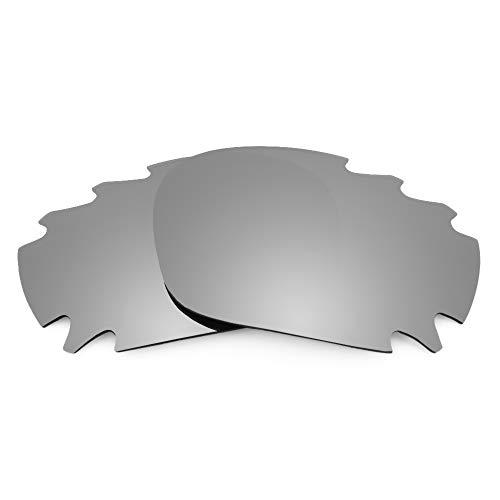 Revant Ersatzgläser Kompatibel mit Oakley Jawbone Vented, Polarisiert, Titan MirrorShield