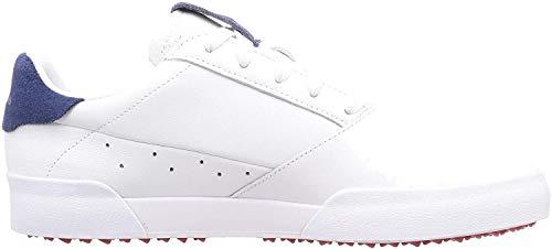 adidas Adicross Retro Golfschuh Herren Weiß 44