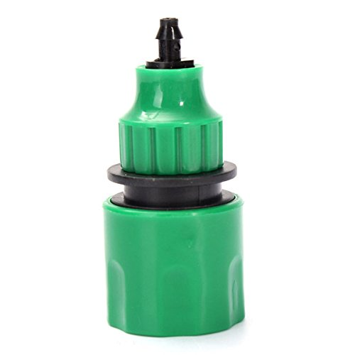 Https://www.banggood.com/garden-water-hose-quick-connector-fitting-for-47 mm-micro-hose-p-999316.HTML Jardin Eau Tuyau Raccord Rapide Raccord pour Tuyau 4/7 mm Micro
