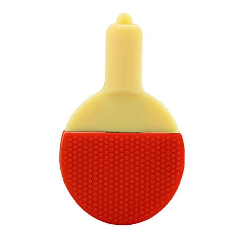 32GB Pendrive Bolas de Ping Pong de Dibujos Animados Memoria USB Unidad Flash USB Raqueta de Tenis de Mesa Memoria USB