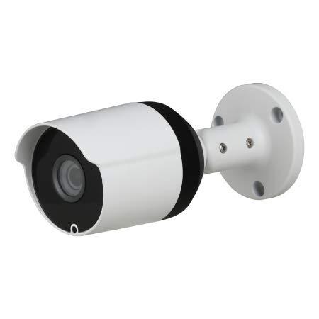 AirSpace Cámara de Videovigilancia Exterior 1B2M36 | Serie Pro con iluminación IR de 30 m | Blanco y Negro