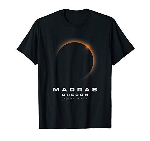 Oregon Eclipse Tshirts - Madras, OR Total solar eclipse 2017