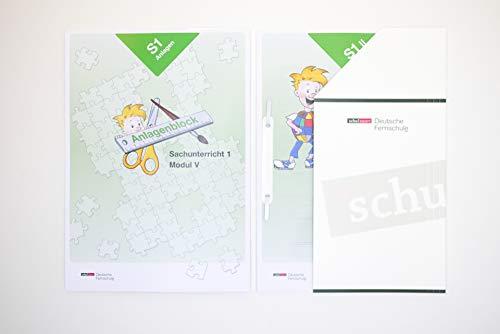 Sachunterricht Arbeitsblätter Klasse 1 Modul 4: Pflanzen: Getreide, Körner und Gewürze/Pflanzen und Tiere: Lebensraum Wiese