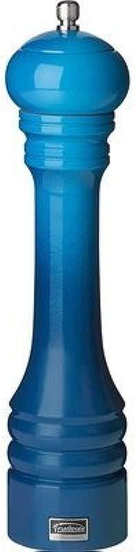 Trudeau Ombre Professional Pepper Mill Blue By Trudeau