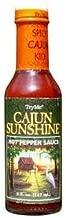 Try Me Cajun Sunshine Hot Pepper Sauce 5oz, Case of 6